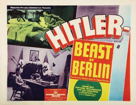 Hitler beast of berlin 1939 a