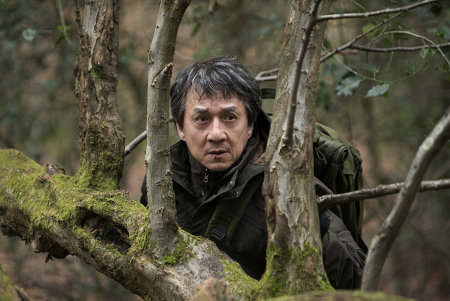 The foreigner 2017 jackie