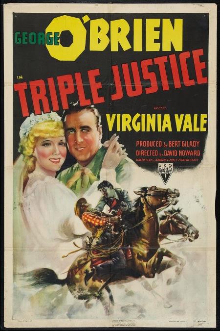 Triple Justice 1940