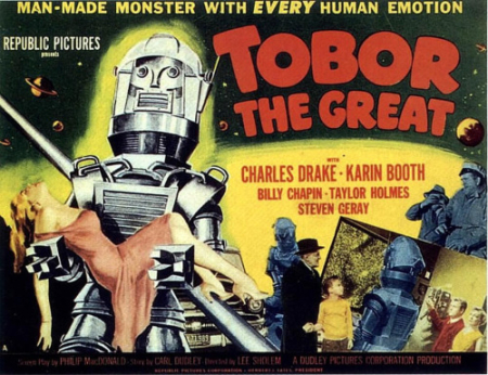 Tobor The Great 1954 h