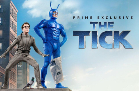 The tick 2016 a