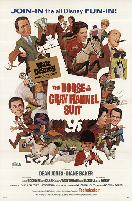 The Horse In The Gray Flannel Suit 1968