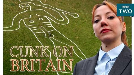 Cunk on Britain title card
