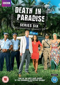 Death in paradise series 6 dvd