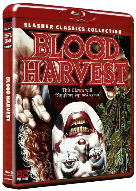 Blood harvest 1985 blueray