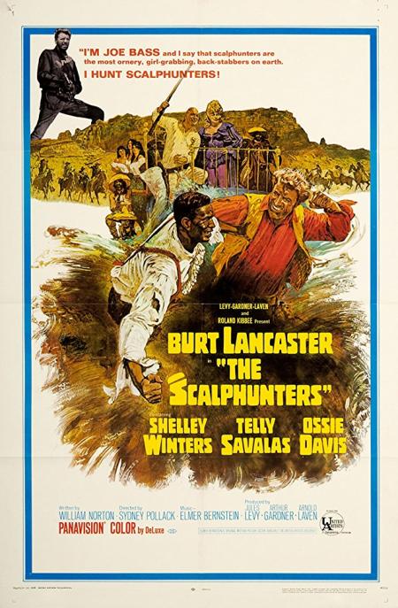 The scalphunters 1968