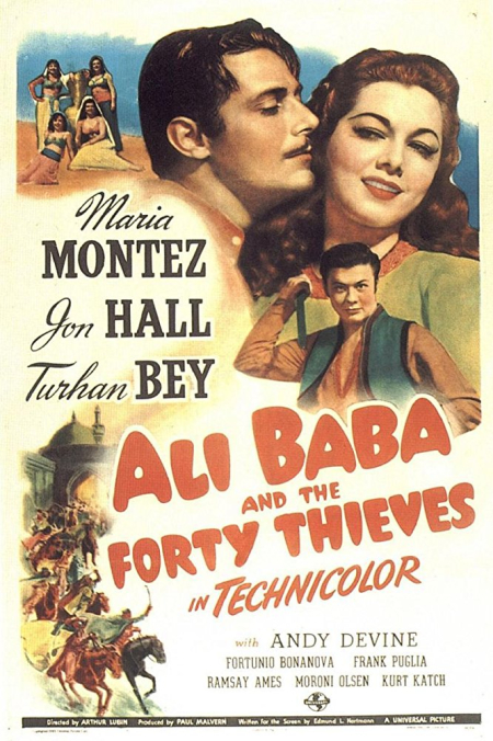 Ali Baba And The Forty Thieves 1944