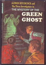 The Three Investigators 4 - The Mystery Of The Green Ghost by Robert Arthur
