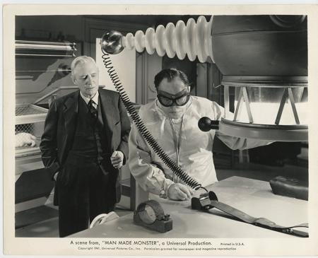 Man Made Monster 1941 c