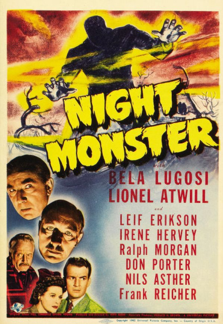 Night Monster 1942 a