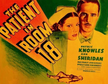 The Patient In Room 18 1937 a