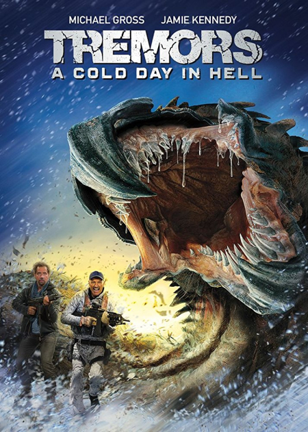 Tremors a cold day in hell 2018
