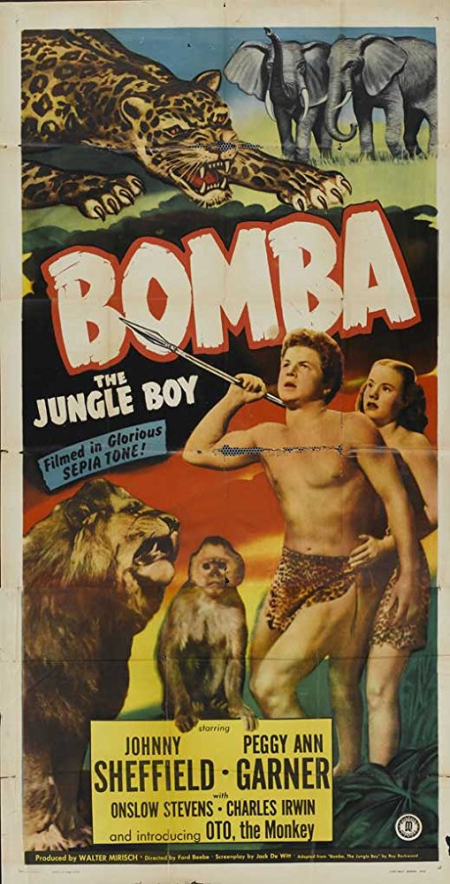 Bomba  The Jungle Boy 1949