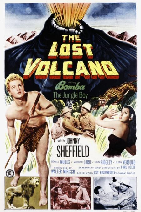 The Lost Volcano 1950 b