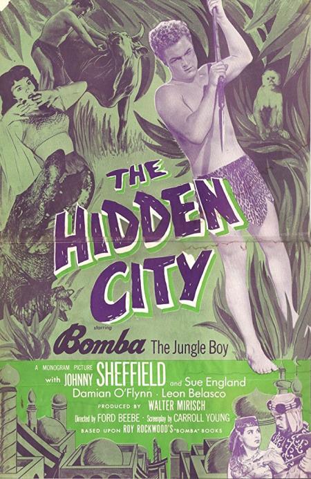 The Hidden City 1951 c