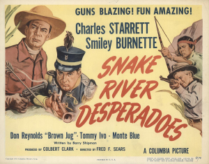 Snake River Desperadoes 1951