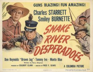 Snake River Desperadoes 1951