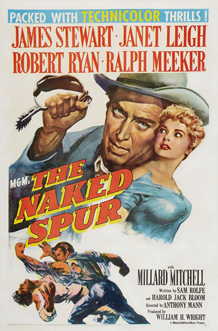 The Naked Spur 1953