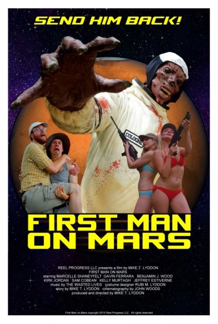 First Man On Mars 2016