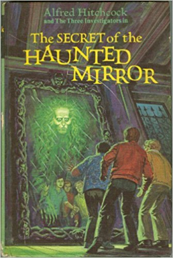 The Three Investigators 21 - The Secret Of The Haunted Mirror by M V Carey