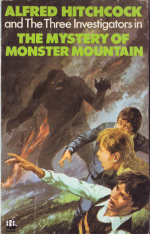 The Three Investigators 20 - The Mystery Of The Monster Mountain by M V Carey