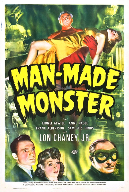 Man Made Monster 1941 a