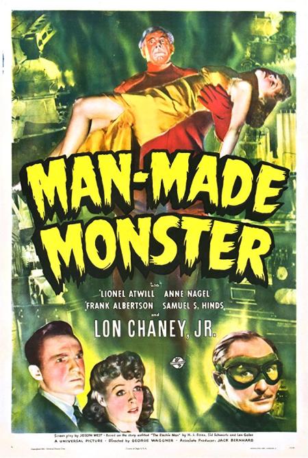 Man Made Monster 1941 a
