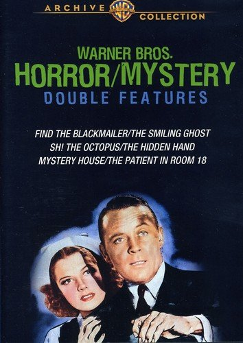 Warner brothers horror mystery double features'