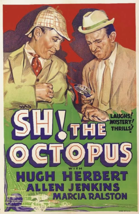 Sh! The Octopus 1937 a