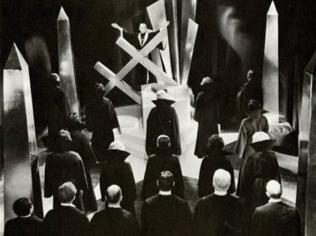 The Black Cat 1934 cult