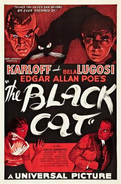 The Black Cat 1934 b