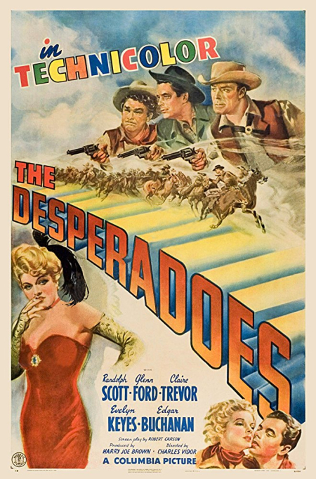 The desperadoes 1943