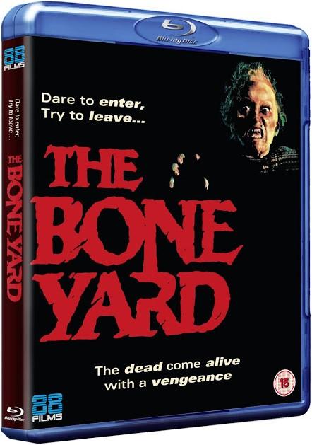 The boneyard 1991 blu-ray
