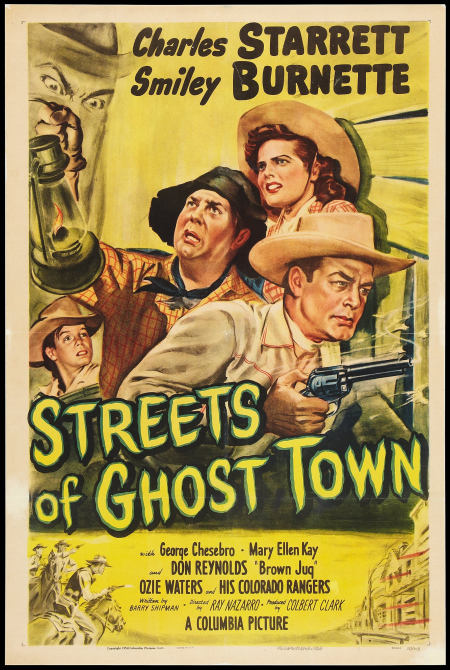 Streets Of Ghost Town 1950