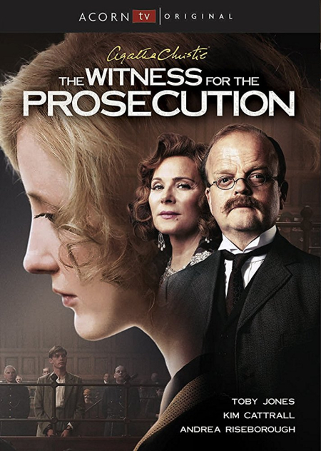 Agatha Christie's The Witness For The Prosecution BBC 2016 ab