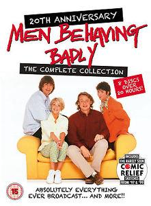 Men behaving badly complete