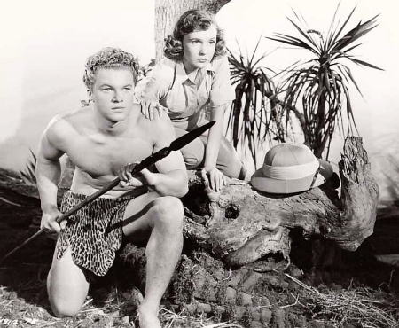 Bomba on panther island 1949 a