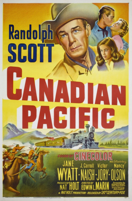 Canadian pacific 1949