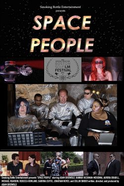 Space people 2016