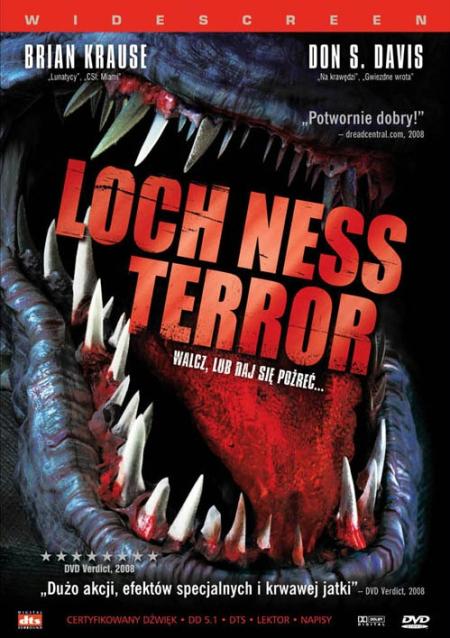 Loch ness terror 2008