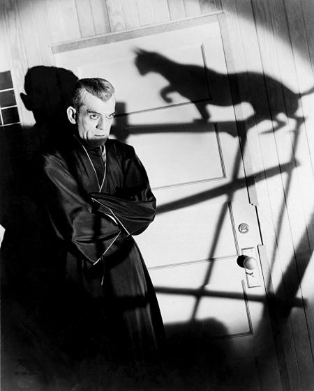 The Black Cat 1934 boris