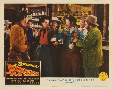 The desperadoes 1943 c