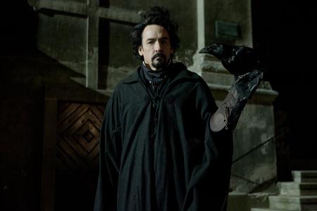 The Raven 2012 john