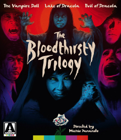 The blodthirsty trilogy blu-ray