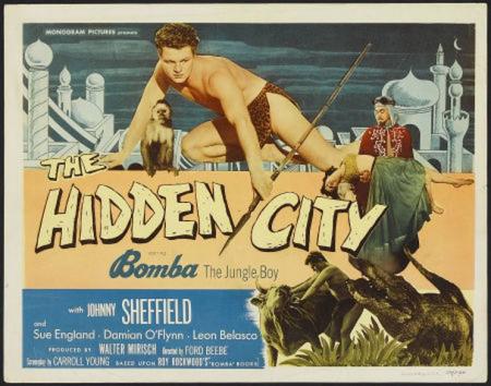 The Hidden City 1951 b