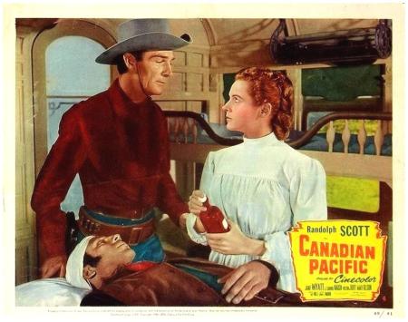 Canadian pacific 1949 c