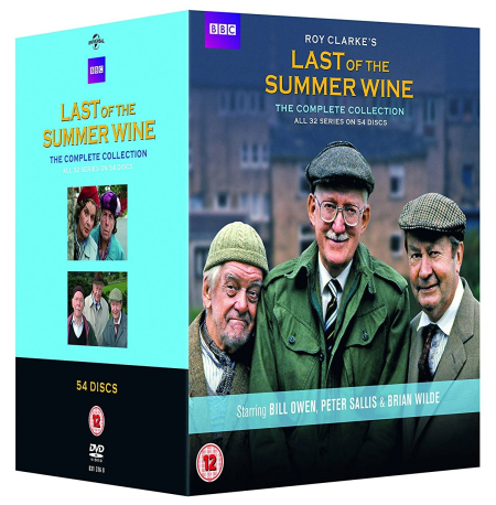 The last of the summer wine box set-001