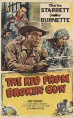 The Kid From Broken Gun 1952