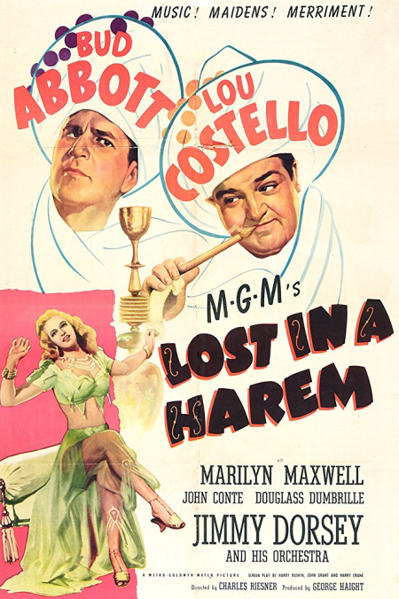 Lost In Harlem 1944 a