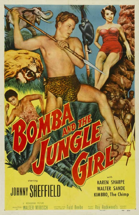 Bomba And The Jungle Girl 1952